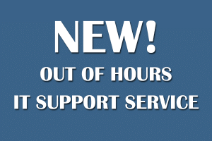 out of hours IT Support