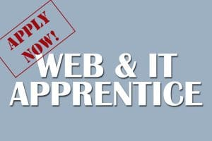 Web and IT Apprentice Keswick Cumbria