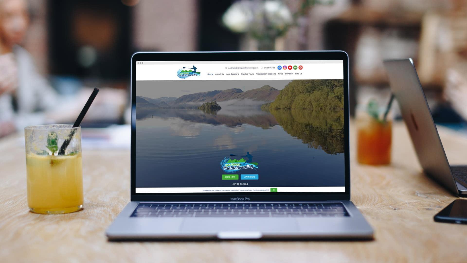 Lake District Paddleboarding - KCS Keswick