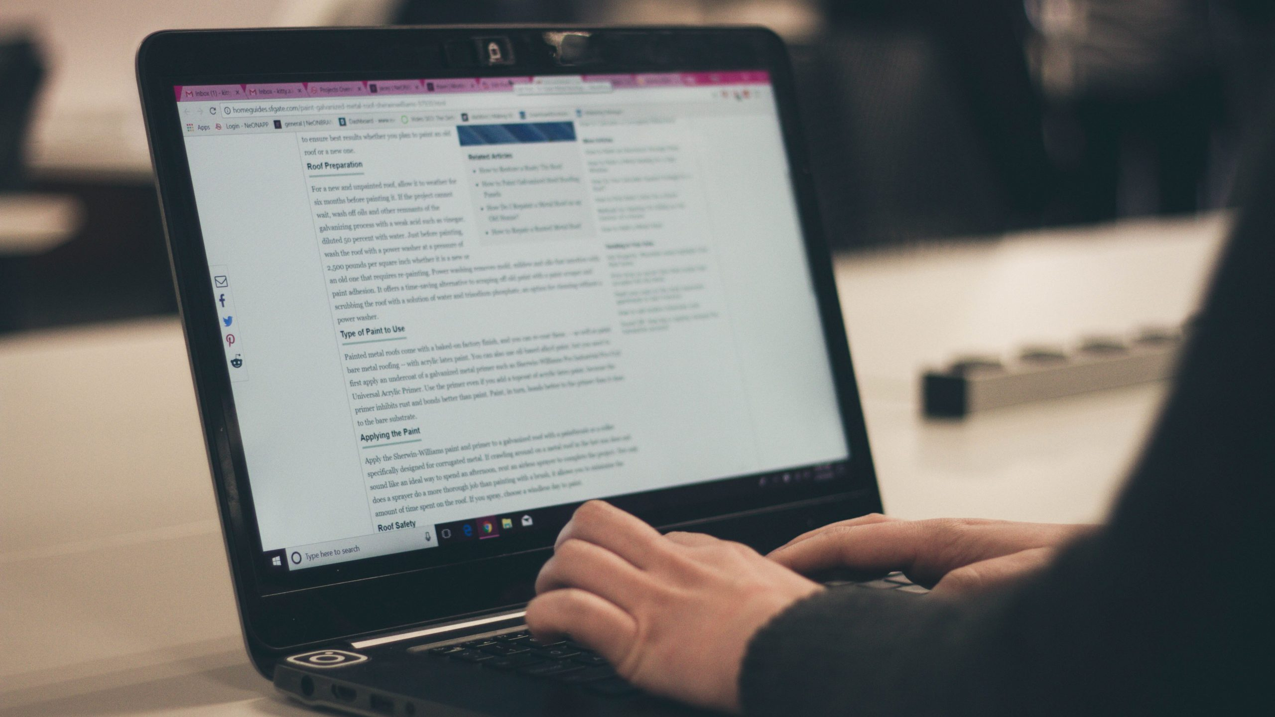writing web content for search engines