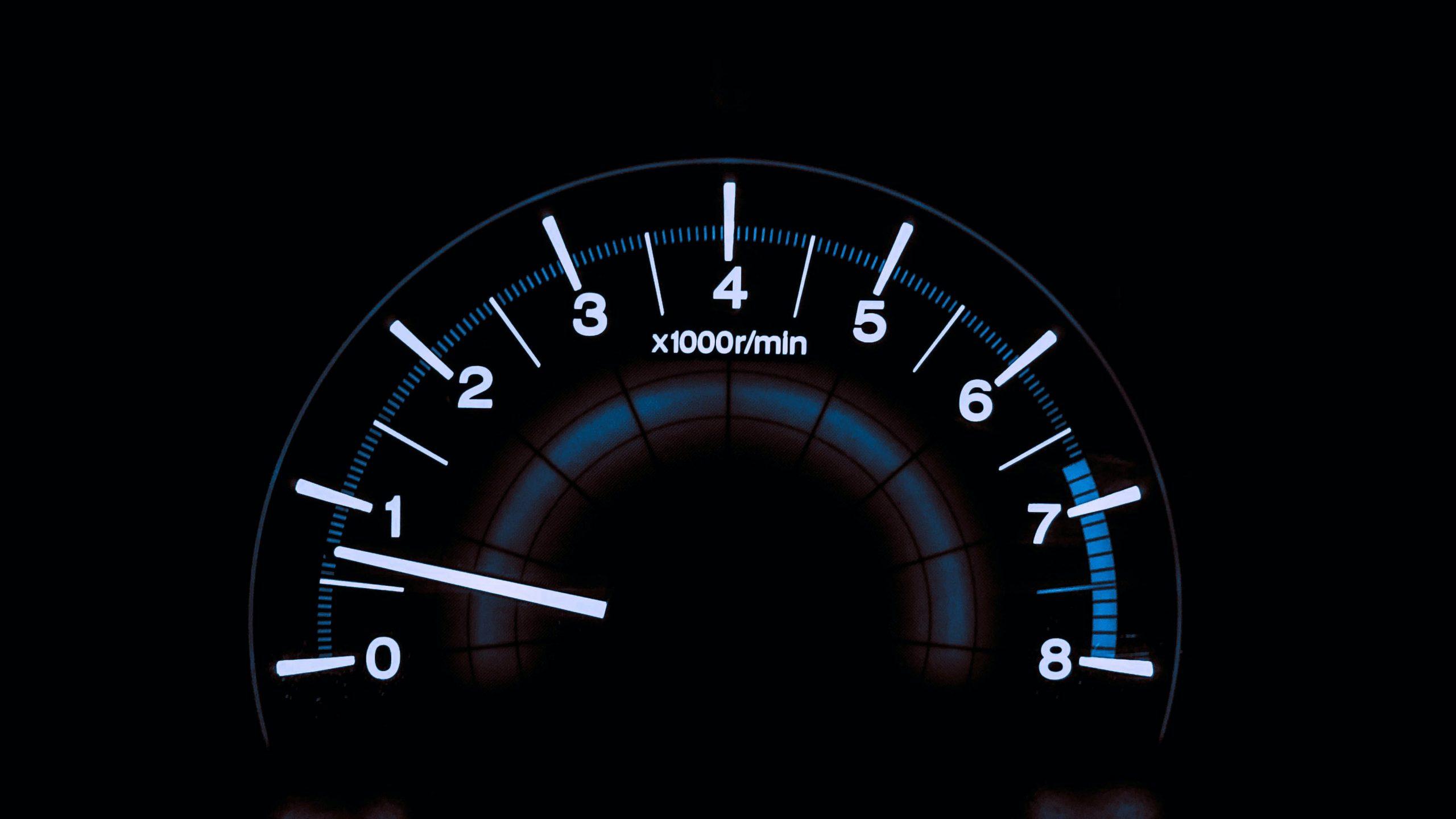 speedometer, how fast is your website